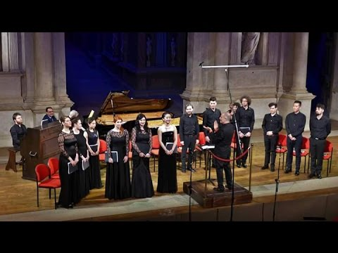 Rossini, Petite messe solennelle, direttore Giovanni Battista Rigon, 11.06.2016