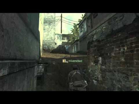 spaceman shane - MW3 Game Clip