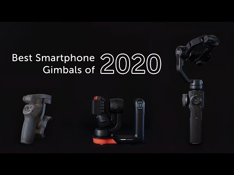 Best Phone Gimbals of 2020 - DJI Osmo Mobile 3, Freefly Movi, Zhiyun Smooth 4
