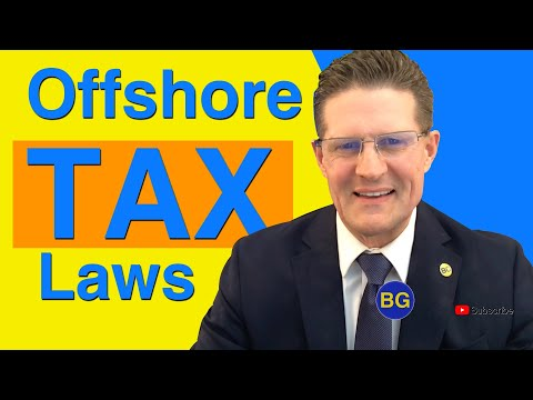 Offshore Company Tax Laws, Strategies, Avoidance & Shelters
