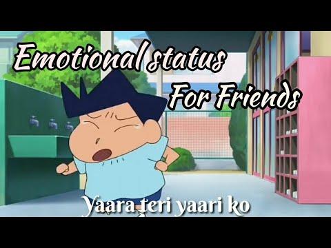 Meri Zindagi Sawari | Emotional Shin Chan| Friend WhatsApp Status Video