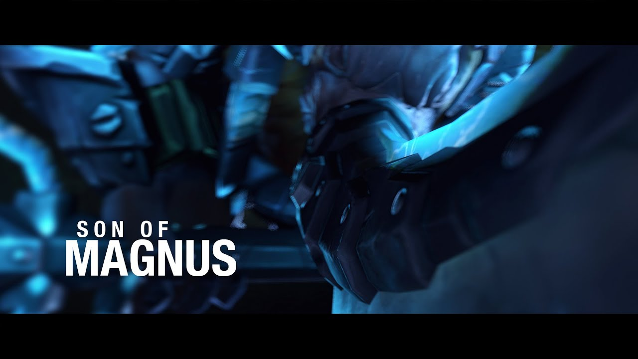 dota 2 son of magnus set promo sfm youtube