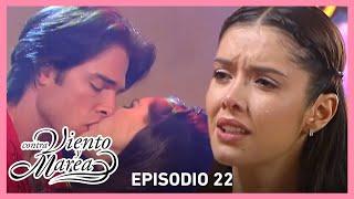 Contra viento y marea: Sebastián destroza el corazón de Natalia | Resumen C22 | tlnovelas