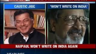 Karnad vs Naipaul, another legendary feud in the making-2