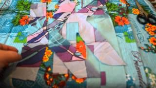 Подушка-буква (2 урок)