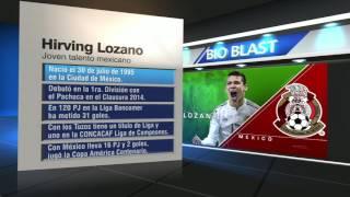 PSV presume llegada de Hirving Lozano, anunció la contratación del mexicano hasta 2023.