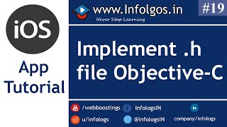 Implementation File in Objective C - Tutorial 17