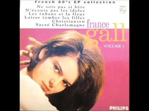 France Gall - French 60's EP collection - Volume 1