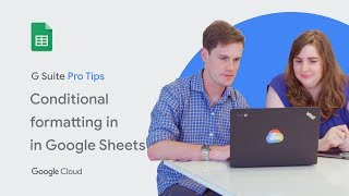How to create dropdown lists and use conditional formatting in Google Sheets