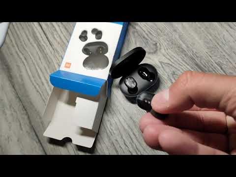Навушники Xiaomi Mi True Wireless Earbuds Basic 2 Black (BHR4272GL)