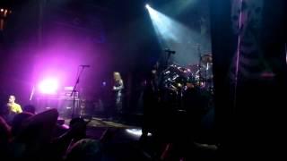 Behemoth live hollywood 04/25/2012 - 23 the Youth Manifesto -