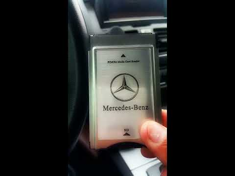 HOW TO LISTEN to music in Mercedes c300 2009 and up..