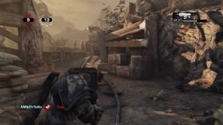 Gears of War 3 Beta Gameplay | First Impressions with GoldGlove