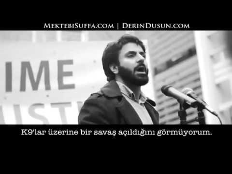Yeni Malcolm X Hamza Andreas Tzortzis Turkish subtitles