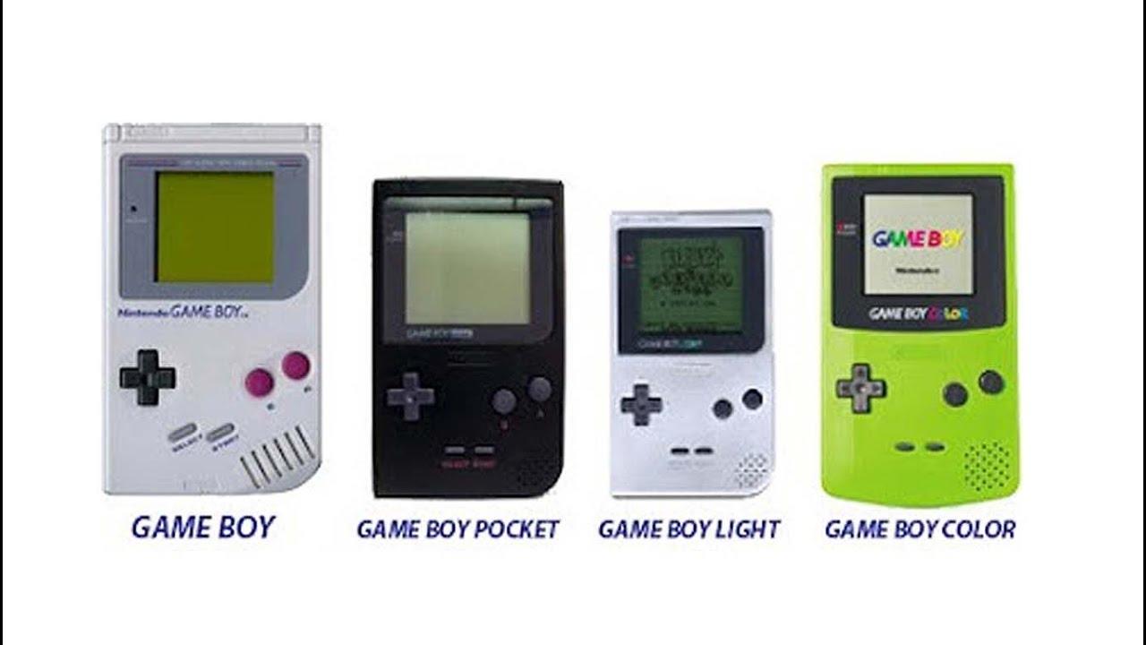 the evolution of nintendo handhelds youtube