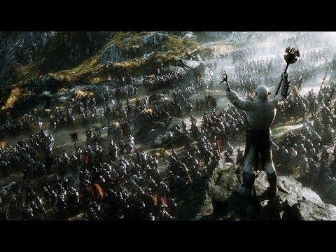 Historical Battle #23: The Battle of Five Armies