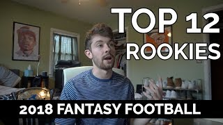 Top Rookie Rankings for Fantasy Football | 2018 Fantasy Football