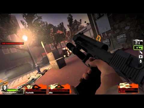 Left 4 Dead 2 - 95trane's Tank Rush 8