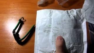 Распаковка посылки с Tiny Deal №1