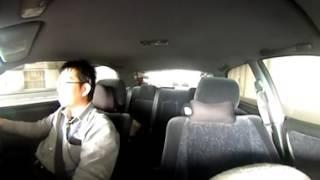 【360°VR動画】チェイサーで明るい時間にドライブしながら独り言(/・ω・)/