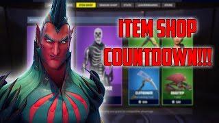 Item Shop Countdown | New Skin Soon!! | Fortnite Battle Royale | New Bouncer