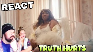 REAGINDO: LIZZO - TRUTH HURTS (REACTING)