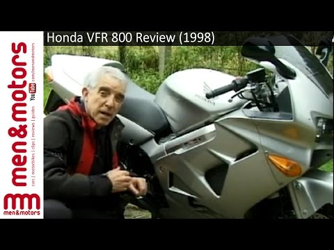 Honda VFR 800 Review (1998)