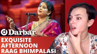 Exquisite Afternoon Raag Bhimpalasi | Kaushiki Chakraborty | REACTION!!! | Indi Rossi