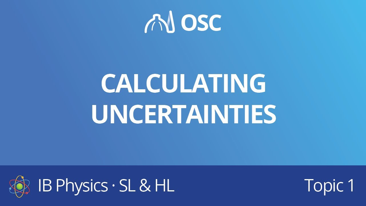 photo How to Calculate Uncertainty