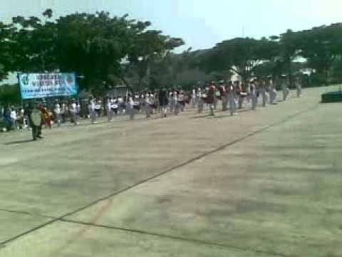 BP2IP Tangerang Aksi Drum Band