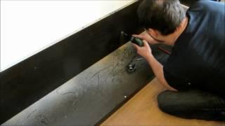 видео Шкаф кровать своими руками: расчеты, чертеж, монтаж.