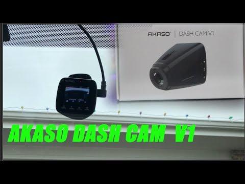 Akaso Dash Cam V1 Review