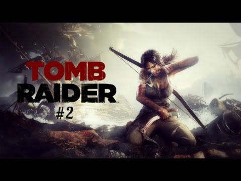Let's Play Tomb Raider 2013 - Coastal Forest (#2) [ALL COLLECTIBLES]