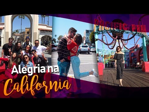 Passeando por Los Angeles | Venice e Santa Monica