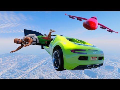 GTA 5 Crazy Crashes Compilation #1(GTA V Fails Funny Moments)