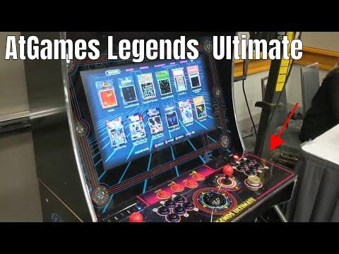 AtGames Legends Ultimate Arcade - Review