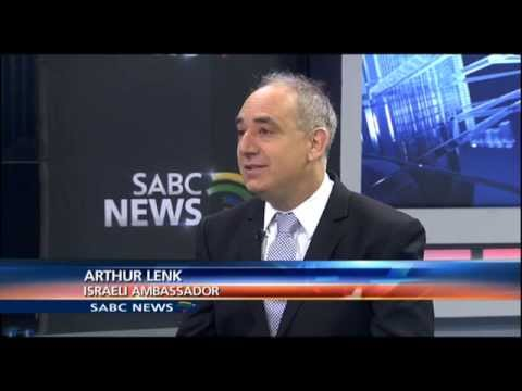 Arthur Lenk On Ongoing Conflict Between Israel And Palestine