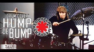 RED HOT CHILI PEPPERS HUMP DE BUMP  - DRUM COVER | Drummer Drumming Matt Mcguire Cobus Potgieter