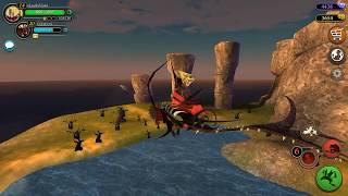 МРАЧНОЗУБ и ТИТАНИЗИРОВАННАЯ ПЕСНЯ СМЕРТИ в игре School of dragons (sod)