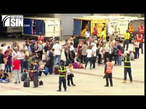 Pistolero en aeropuerto de Miami deja cinco muertos y varios heridos