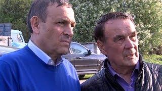 Александр Евстифеев поздравил с юбилеем первого президента Марий Эл Зотина
