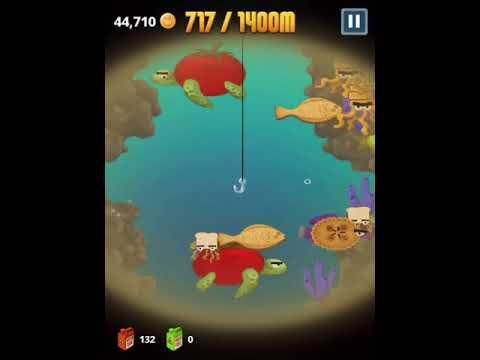 No Weight Challenge Food Paradise (Ninja Fishing)