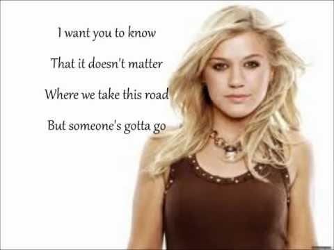 Kelly Clarkson - Already Gone Lyrics