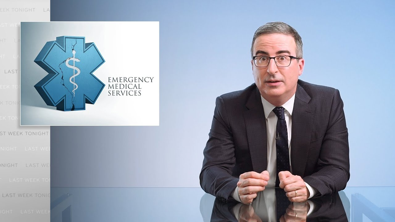 Download Emergency Medical Services: Last Week Tonight with John Oliver (HBO)