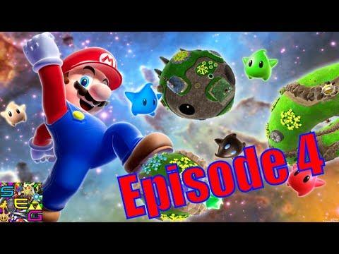 Super Mario Galaxy  Episode 4  Grand Star 1