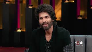 Koffee With Karan: Shahid Kapoor and Ishaan Khattar