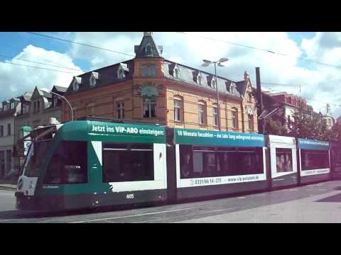 Potsdam Trams (Germany)