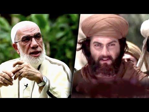 20 دقيقة من اجمل القصص الطريفة مع الشيخ عمر عبد الكافي - يجيب سماعها thumbnail