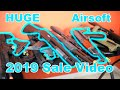My Biggest Sale Video Ever $3000 Worth of Guns and Accessories