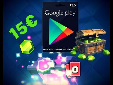 Ferme Clash Royale Concours 15 De Carte Cadeaux Play Store Ou Itunes A Gagner